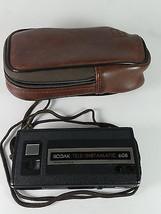 Kodak Tele-Instamatic 608 Camera With Case - $16.65