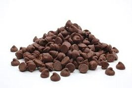 Chocolate Chips Natural 4000 Count CHD-DR-6029902-050- 49.896lb - $222.81