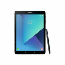 Samsung SM-T825 Galaxy Tab S3 9.7In 32GB 4G/Lte Unlocked Tablet Android7 UPS Blk image 2