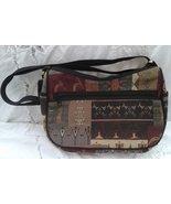 Danny K. Fine Tapestry Hampton Kokopelli Design Shoulder Bag/Purse - $10.95