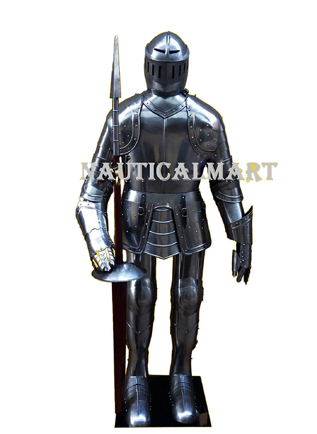 Primary image for Medieval knight suit of Armor 17th century combat full body Armor suit