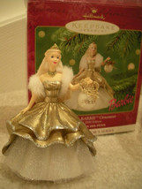 Christmas Ornament - Barbie Hallmark Keepsake Ornament Collector Series ... - $24.74