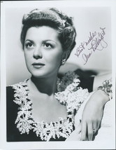Ann Rutherford signed photo. Gone With The Wind star. Nice ! - $27.95