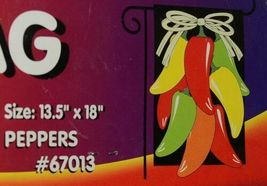 Two Group Flags Co 67013 Peppers Indoor Outdoor Decorative Flag image 5