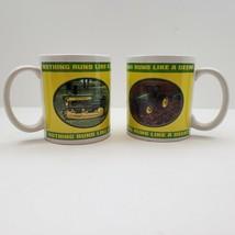 John Deere Coffee Mugs Nothing Runs Like a Deere 2004 Tractor Collector ... - $24.85