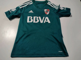 Red  alternativa soccer jersey River Plate  Argentina  Adidas child or ... - $29.70