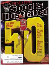 Sports Illustrated Magazine Feb 18 2013 Michael Jordan Turns 50 All 50 M... - $12.73