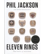"""Phil Jackson Signed Book """"Eleven Rings"""" - $69.99"""