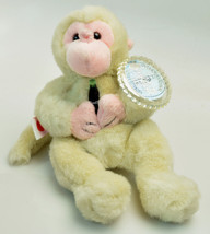 Coca-Cola Bean Bag Plush Snow Monkey Key Key International Collection JAPAN 0237 - $18.90