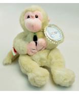 Coca-Cola Bean Bag Plush Snow Monkey Key Key International Collection JA... - $18.90