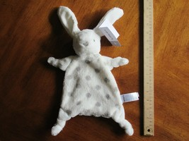 """NWT Carters Plush Toy Stuffed Animal Lovey Security Blanket 12.5"""" Rabbit... - $21.99"""