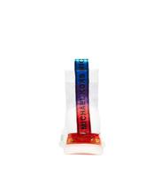 Michael Kors Kendra Athletic Stretch-Knit Mesh Rainbow Sock Sneaker Shoes image 4