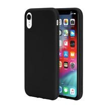 Incipio Siliskin Ultra-Smooth Silicone Case for iPhone XR - Black  - $20.00