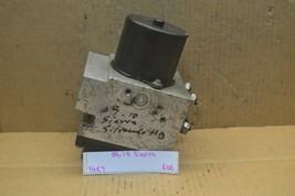09-10 GMC Sierra 2500 ABS Pump Control OEM 25779780 Module 606-14e7 - $149.99