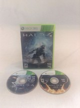 2012 Tested & Working Microsoft Xbox 360 Halo 4 Combat Adventure Video Game - $9.49