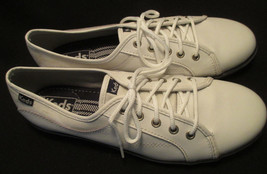 Keds Coursa Womens 8 M White Sneakers w/ Rubber Coating,Arch Support & P... - $29.68