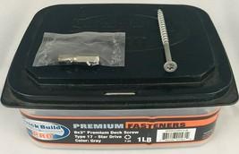 """Brand New!!! 9 X 3"""" Q.B.Pro Premium Deck Screws w/ (T-25 Bit) *1lb* Typ... - $16.44"""