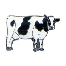 Farm Friesian Cow  Lapel Pin Badge / tie pin, Lapel Pin Badge
