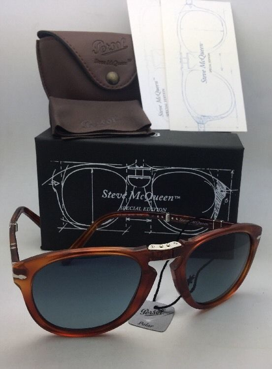 c1bd84ab7cc Steve McQueen PERSOL Folding Sunglasses and 41 similar items. 57