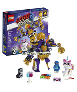 Year 2019 Lego The Movie Series #70848 - SYSTAR PARTY CREW with One-Man-... - $39.99