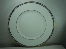 Wedgwood Ulander Black Bread and Butter Plate - $13.42