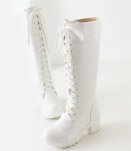 Cells at Work! Hataraku Saibou Macrophage Cosplay Boots for Sale - $60.00