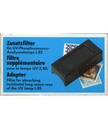 Lighthouse L85 Portable Long Wave Ultraviolet Lamp Adapter Filter - $4.45