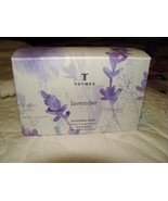 2 New Thymes Lavender Glycerin Bar Soap 8 oz in box - $21.95