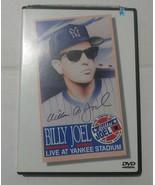 Billy Joel - Live at Yankee Stadium (DVD, 2000) excellent condition! - $8.90