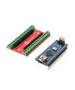 NANO IO Shield Expansion Board + Nano V3 Improved Version No Cable For A... - $13.49
