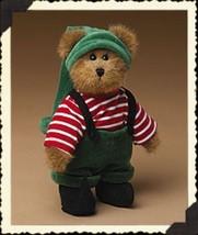 "Boyds Bears ""Edmund"" - 8"" Plush Bear -Elf- #9175-23~ NWT~2004~ Retired - $29.99"