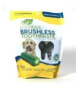 1 Bag Ark Naturals 18 Oz 4 In 1 Brushless Toothpaste Dental Chew Med 20 ... - $32.99
