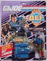 Original 3-3/4 inch GI Joe D.E.F. Mutt and Junkyard Action Figure (1991 ... - $37.13
