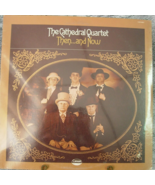 The Cathedral Quartet - Then..and Now - Canaan CAS-9807 - SEALED - $20.00