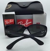 Polarized RAY-BAN Sunglasses JACKIE OHH RB 4101 601/58 Black Frame w/ Green Lens