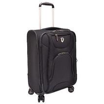 "Traveler Choice Black Cornwall 25"" Soft Lightweight Expandable Spinner L... - $79.19"