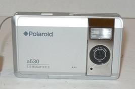 Polaroid A530 5.0MP Digital Camera - Silver - $32.73