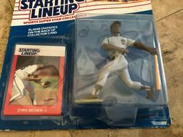 1988 Rookie Initial Gamme - Slu - MLB - Chris Marron - San Diego Padres - $6.44