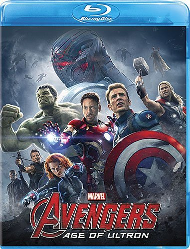 Marvel's The Avengers Age of Ultron (Blu-ray)