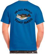 Fishing Shirt, Gift For Dad, Sports Shirts, Bass Fishing, Gift For Dad, ... - $17.99