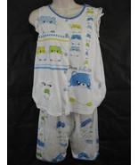 Elton John Aids Foundation Pajamas Small Cute Baby doll Two Piece - $19.79
