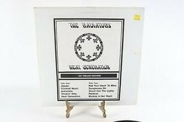 Vtg Signed THE RADIATORS Heat Generation No Frills Edition CR-1442 Vinyl... - $12.59