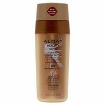 Almay Healthy Glow Makeup & Gradual Self Tan, Light/Medium, 1 fl. oz. SP... - $9.85
