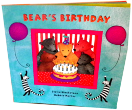 An item in the Books category: Bear's Birthday Party by Stella Blackstone