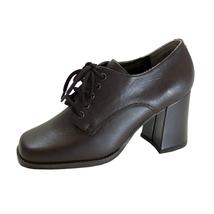 PEERAGE Ember Women's Wide Width Leather High-Heel Oxford Pumps - $49.95