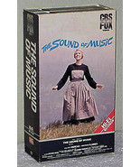 THE SOUND OF MUSIC -  2 VHS Set 1986 - $6.92