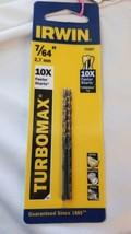Irwin 7/64 Turbomax Drill Bit - 73307 - Dual Pack - $6.20