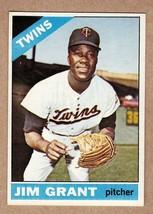1966 Topps #40 Mudcat Grant Minnesota Twins Near Mint NM cond. sharp & centered - $4.09