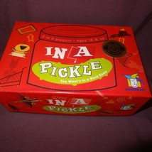 In A Pickle Word Card Game Gamewright 2004 Age 10 and Up - $9.00