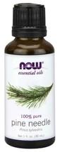Now Foods Pine Needle Oil 100% pure Pinus Sylvestris 1 oz (30ml) - $7.99